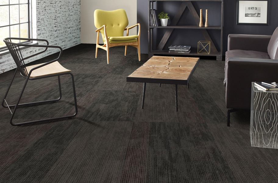 Shaw Disclose Carpet Tile - Hard News