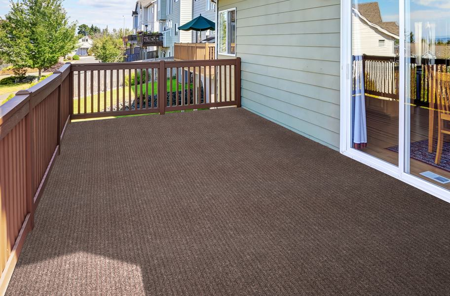 Inspiration II Outdoor Carpet Roll - Otter Brown