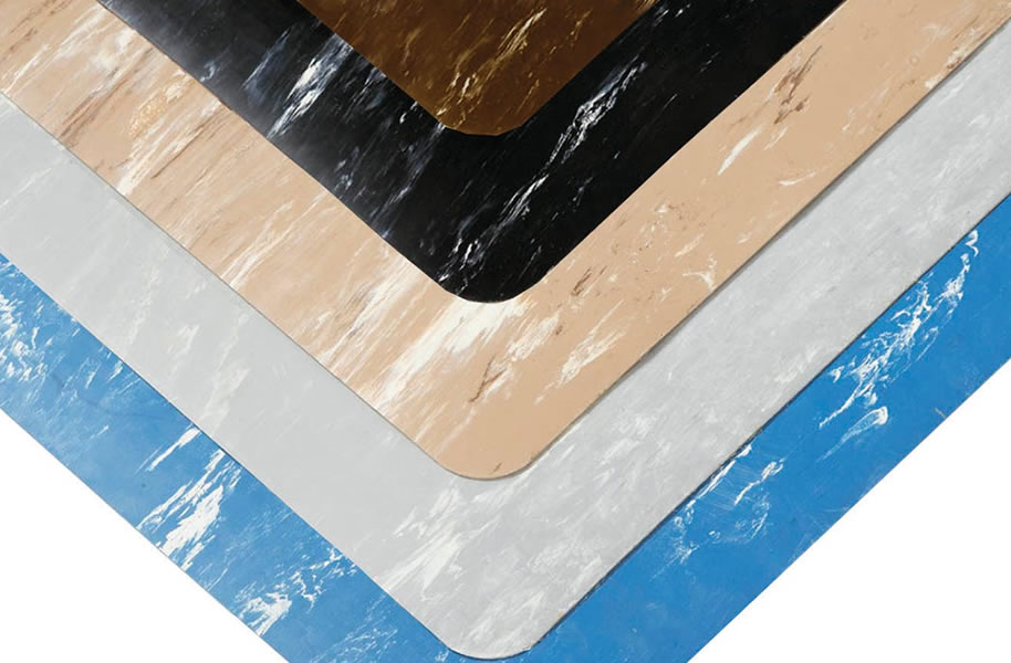 Notrax Marble Sof Tyle Grande Fatigue Preventing Comfort Mat