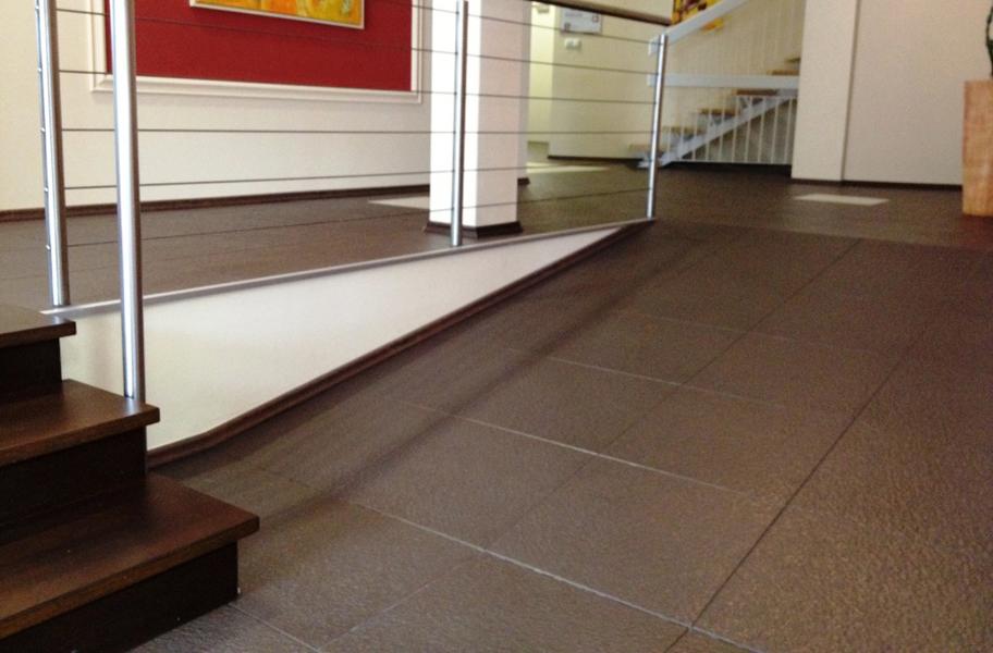 Coin Flex Tile Interlocking Pvc Garage Tiles 2015 | Home Design Ideas