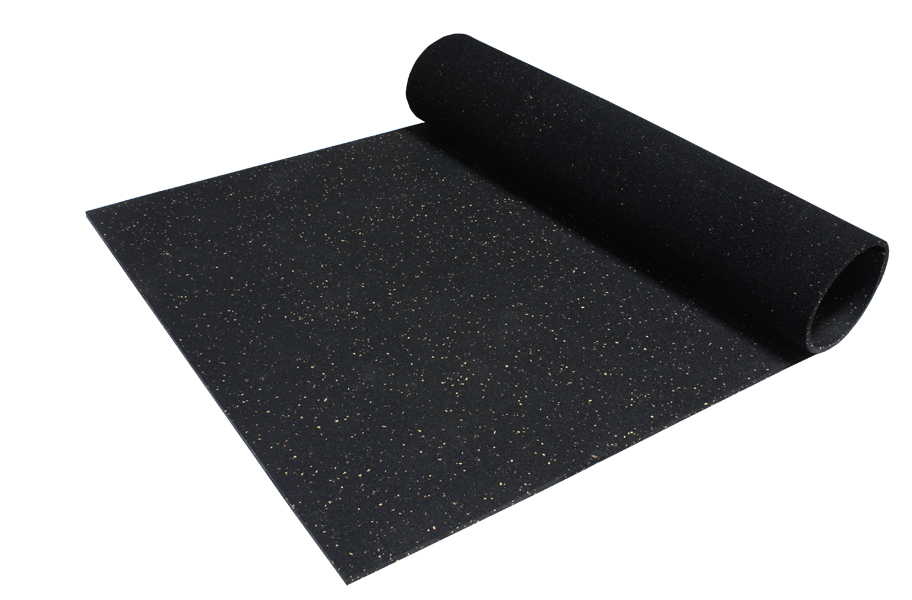 1 2 Inch Mega Mats Rubber Gym Equipment Mat