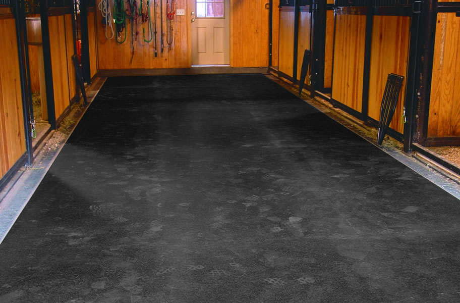 3 4 Inch Diamond Top Horse Kits Barn Stall Flooring