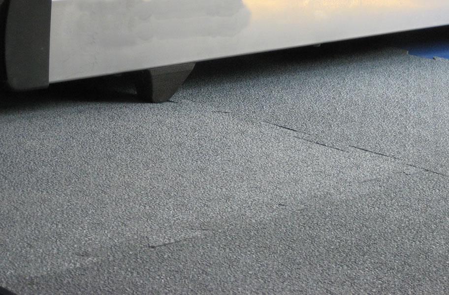 14 Inch Terra Lock Virgin Rubber Tiles Gym Flooring