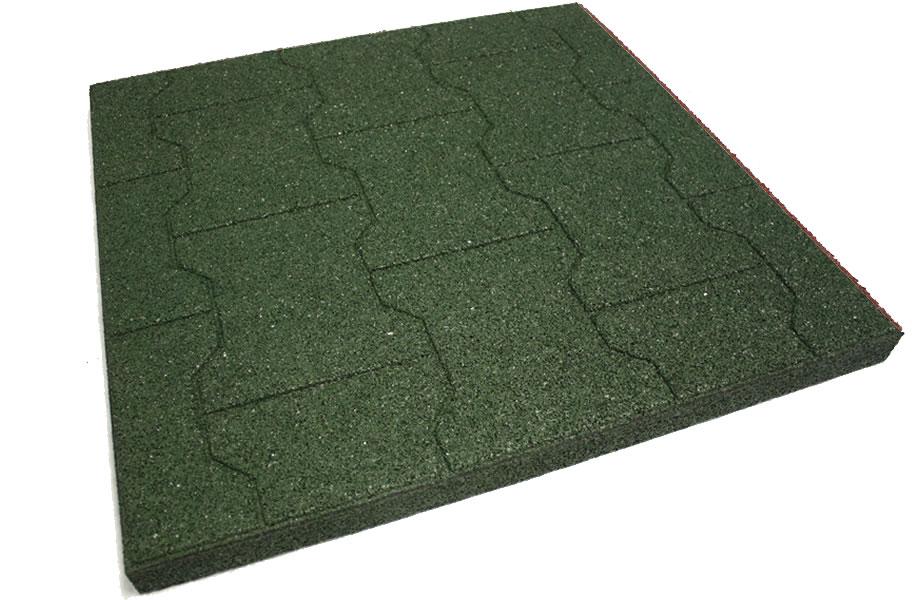 Paver Tiles - East Coast - Rubber Ratio Pavers