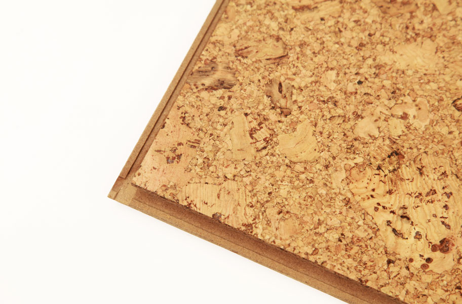Eco Cork Vineyard Natural Natural Cork Flooring Tiles