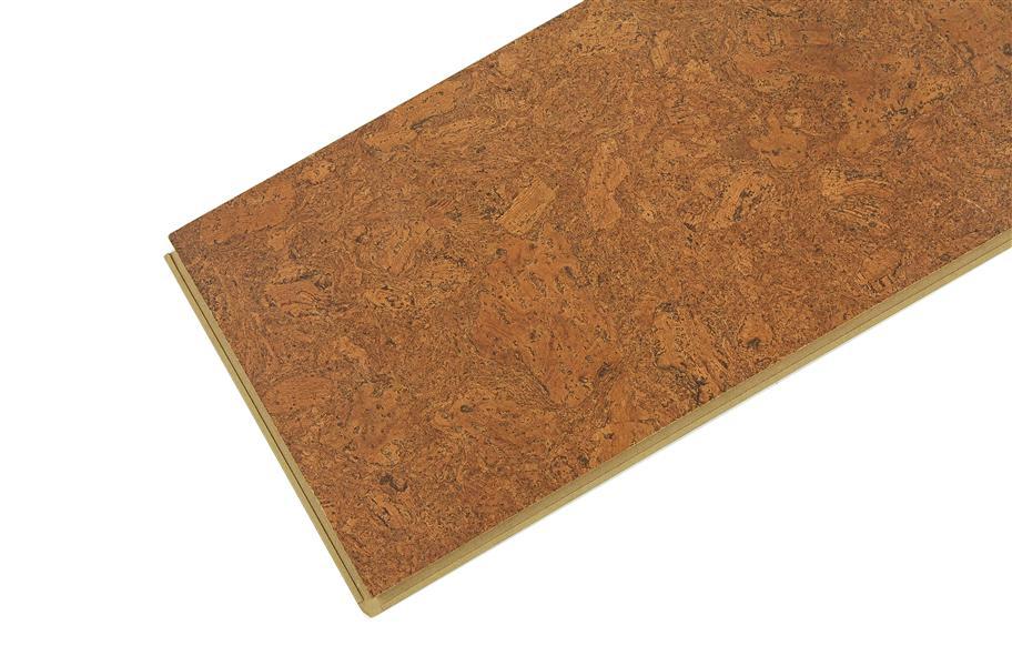 Eco cork vineyard sunset cork plank flooring for Sustainable cork flooring