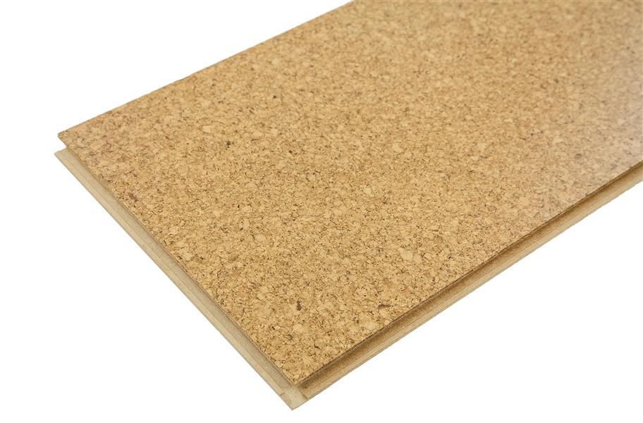 Eco cork classico cork flooring tiles for Sustainable cork flooring