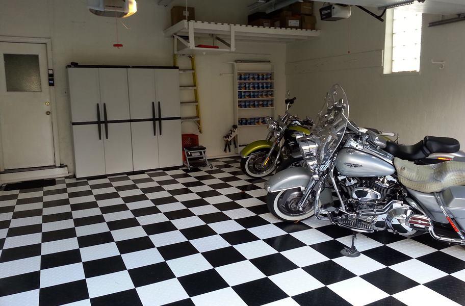 octane tiles - Garage Tiles