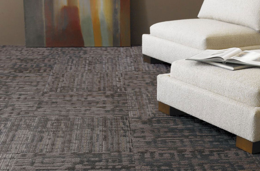 Shaw Fanatic Carpet Tiles - Discount Commercial Carpet Tiles