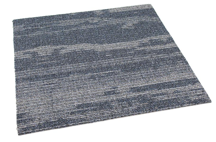Shaw Rendered Bark Carpet Tiles Green Residential