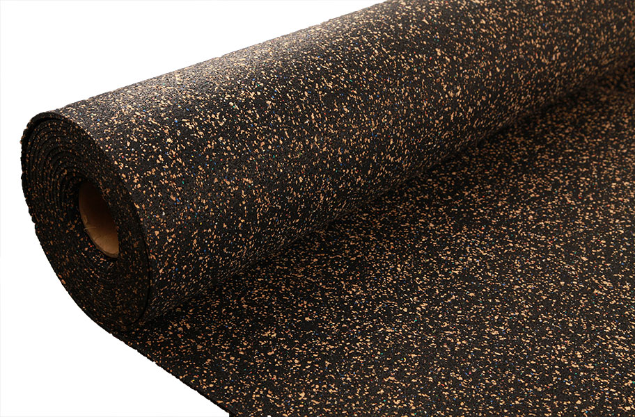 Acousticork Rc1000 Underlayment For Caramic Tiles And