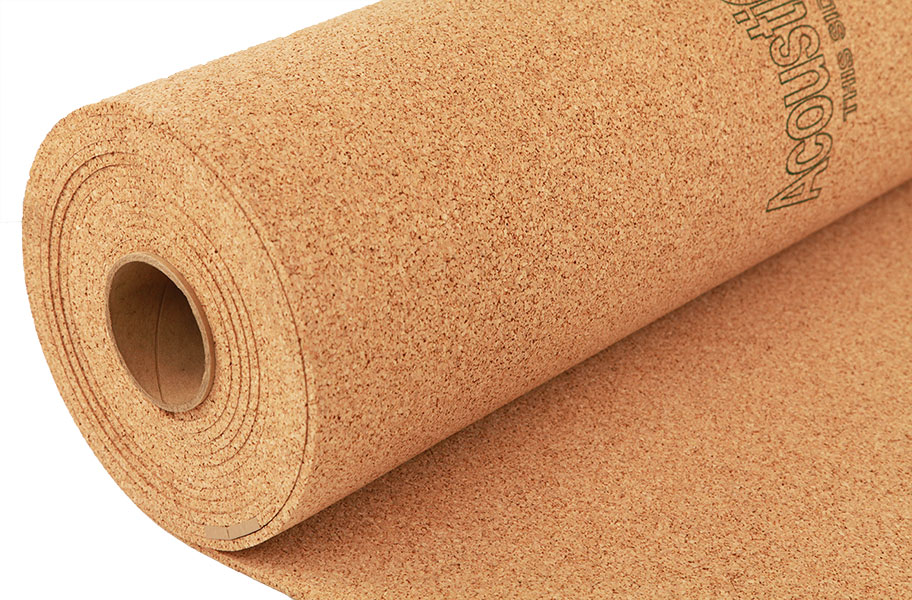 Acousticork R60 Narrow Roll Acoustic Underlayment