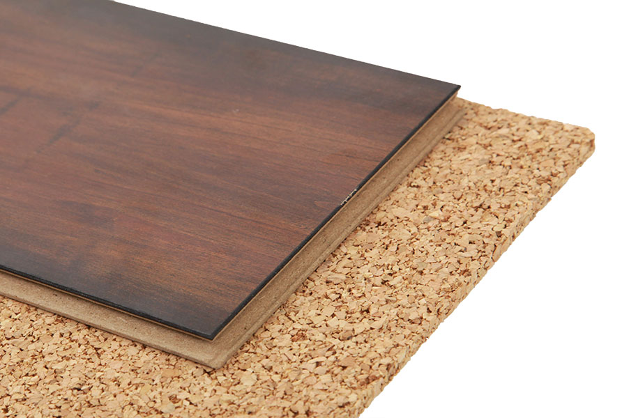 Cork underlay for laminate flooring gurus floor for Laminate flooring underlay
