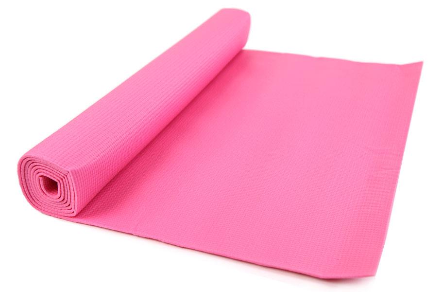 1 8 Quot Yoga Mat Portable Foam Roll Out Soft Mat