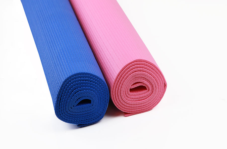1 8 Quot Yoga Mat Portable Foam Roll Out Soft Mat