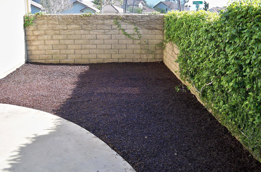Playground Rubber Mulch Premium Recycled Rubber Mulch