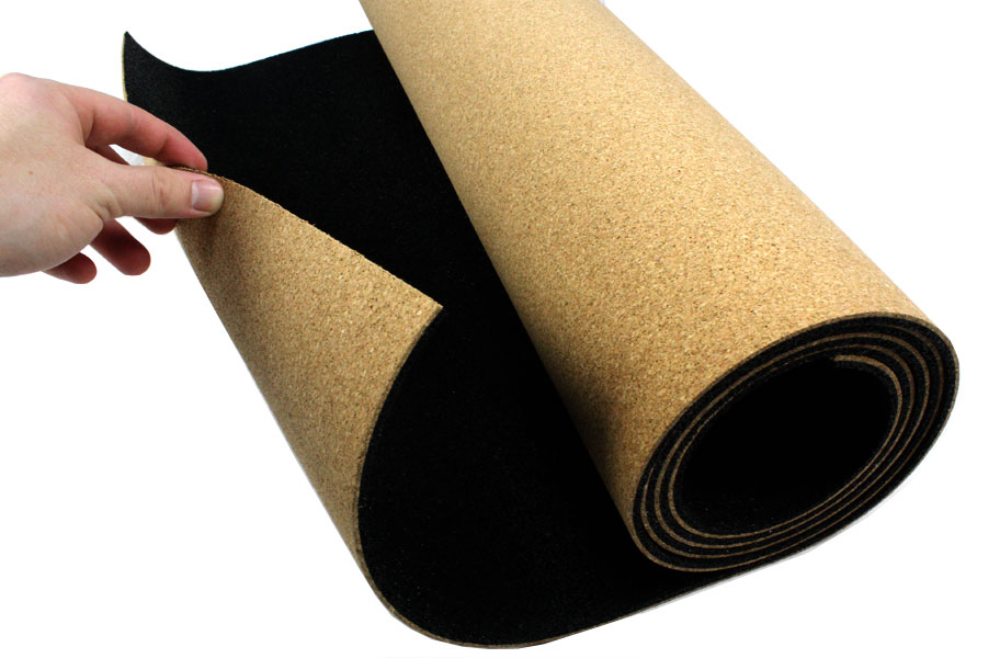 Eco Cork Yoga Mat Durable Green Yoga Mat