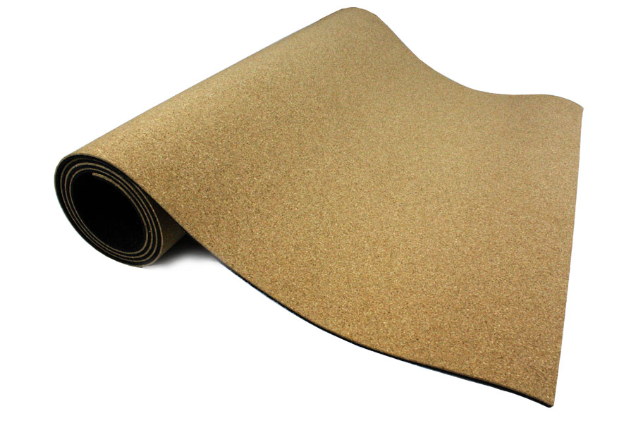 Eco-Cork Yoga Mat - Durable 'Green' Yoga Mat