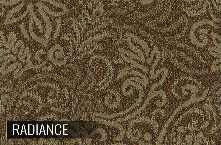 Baroque Carpet Tiles Commercial Grade Modular Carpet Tiles