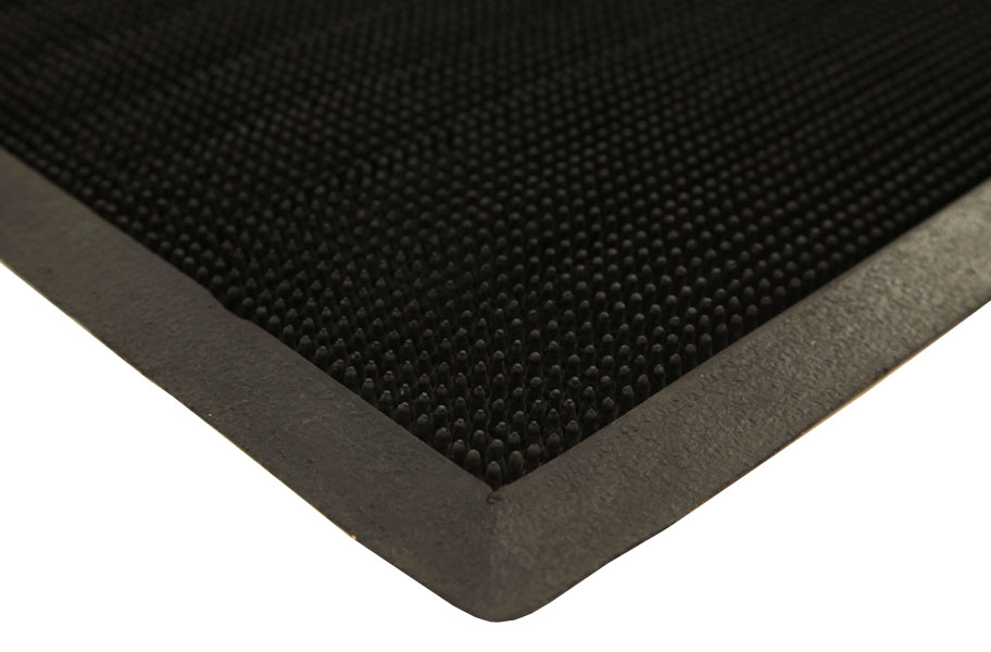 Rubber Bristle Entrance Mat Outdoor Door Mat
