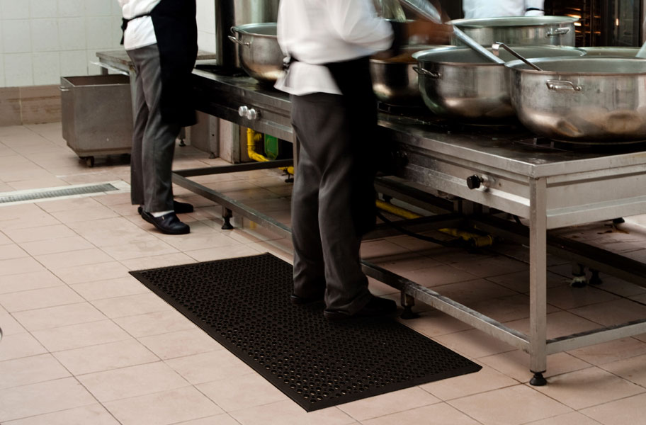 Beau Rubber Mats; Safety Step. Safety Step
