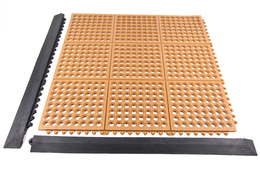Cushion comfort mats commercial kitchen matting for Commercial kitchen floor mats