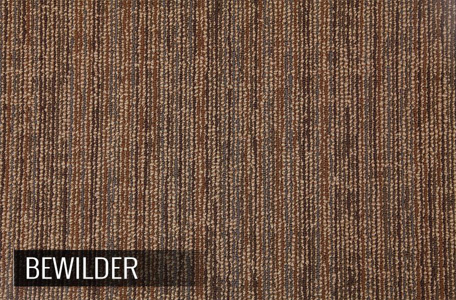 Shaw Mystify Tile Patterned Commercial Carpet Tiles