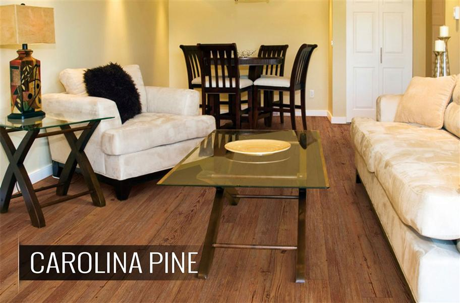 Usfloors coretec plus 5 durable engineered vinyl plank for Coreluxe engineered vinyl plank reviews