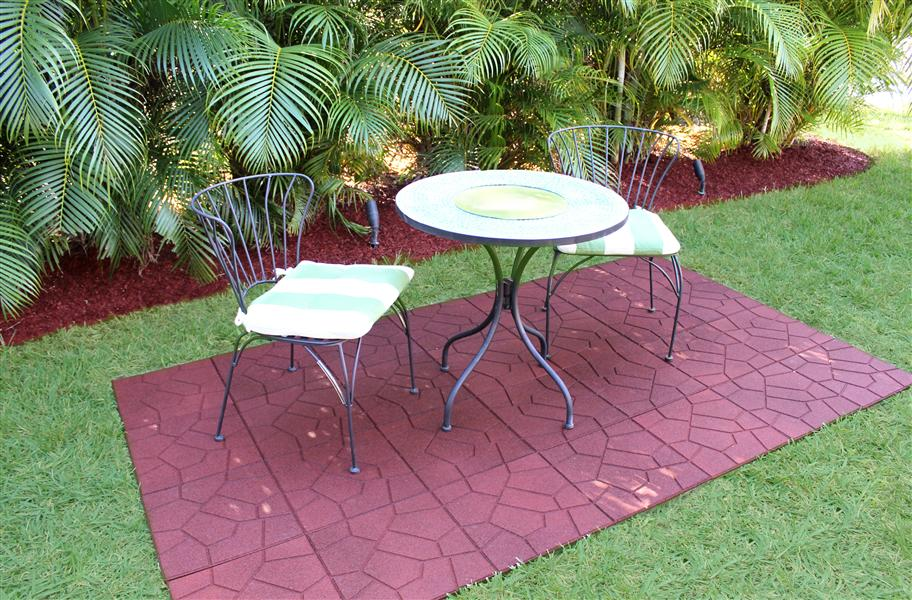 Flagstone Rubber Pavers Flagstone Rubber Pavers