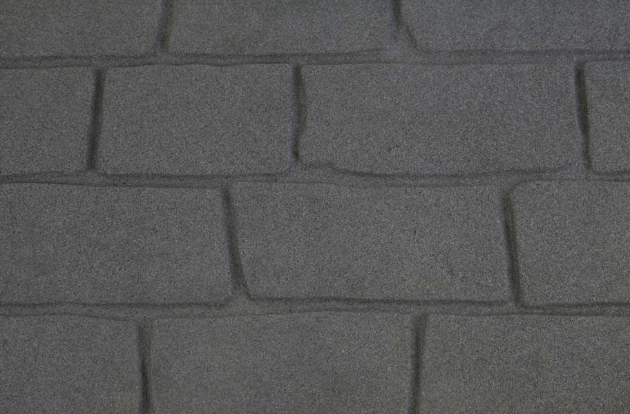 Cobblestone Rubber Pavers High Quality Rubber Paver Tiles