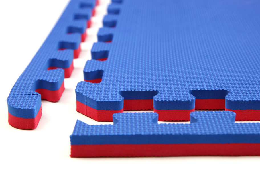 7 8 Quot Judo Mat Latex And Allergen Free Interlocking Soft