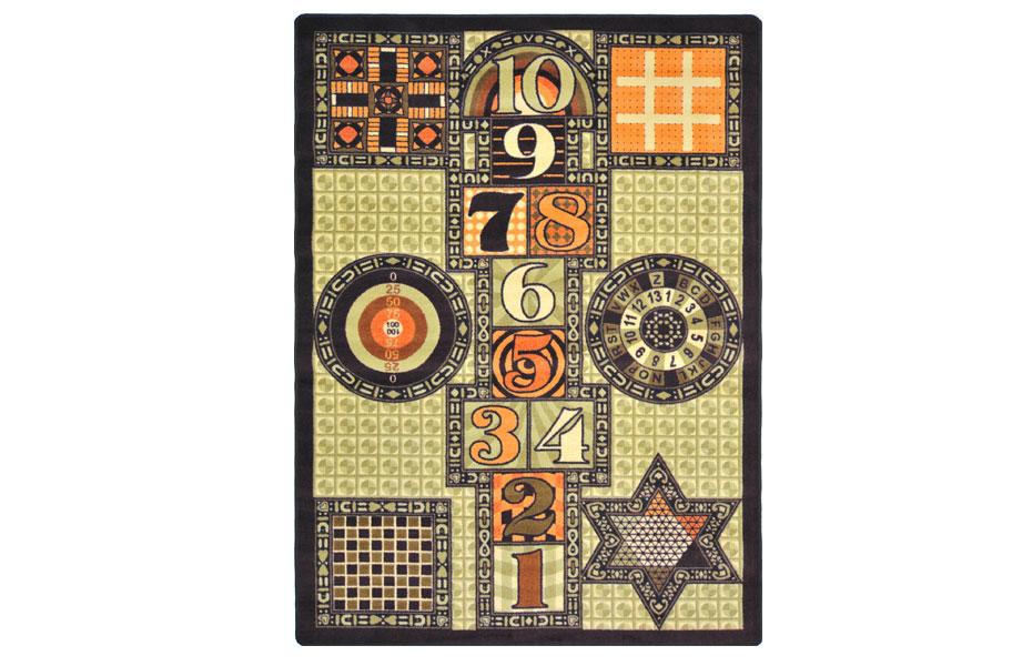 Joy Carpets Joy Games Game Board Play Rugs
