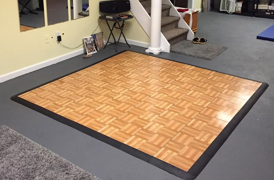 Portable Dance Floor On Carpet : Portable tap dance floor carpet vidalondon