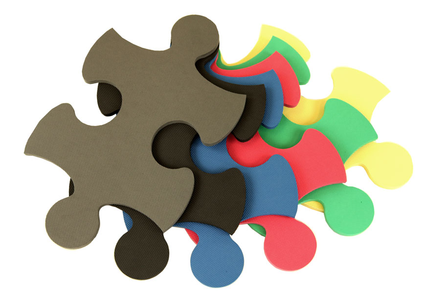 Interlocking Bat Floor Tiles Locking Vinyl