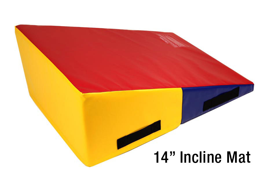 Incline Mats - Durable Gymnastic Wedge Mats