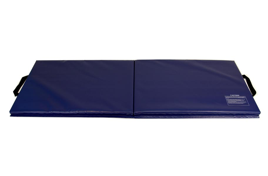Portable Gym Mats : Portable exercise mats easy to transport folding
