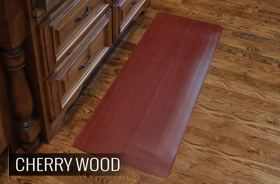 No Trax Comfort Style Mat Wood Look Anti Fatigue Kitchen Mat