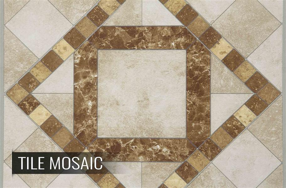 Stone Peel Amp Stick Tile Discounted Vinyl Flooring