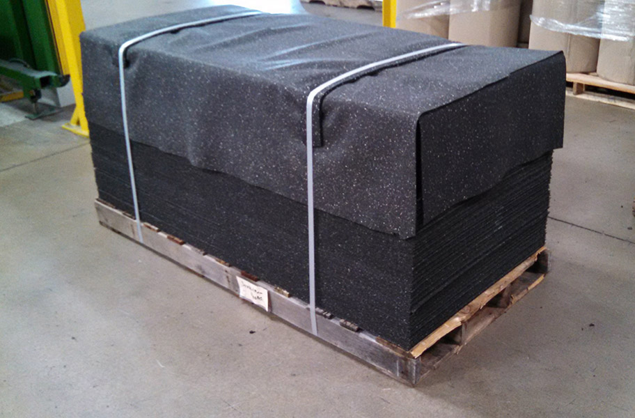 2mm Anti-Slip Rubber Mats - Bulk