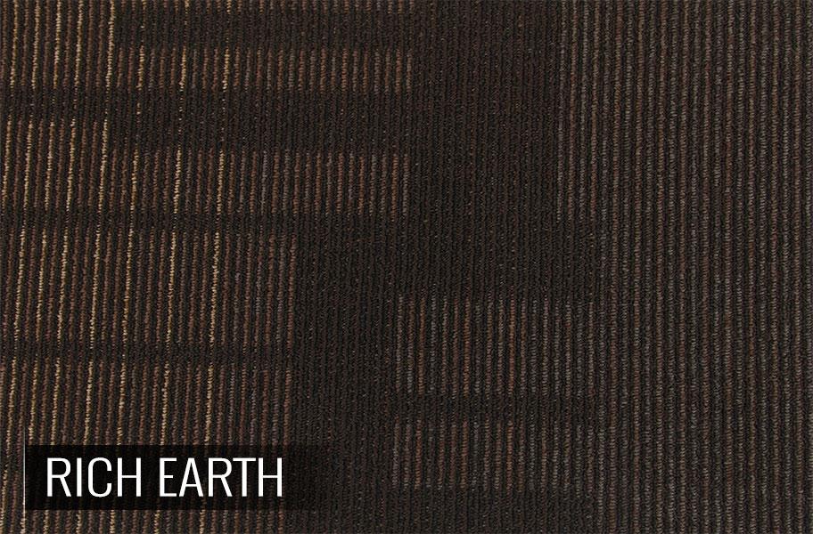 Evoke Carpet Tiles Residential Grade Modular Floor Tile