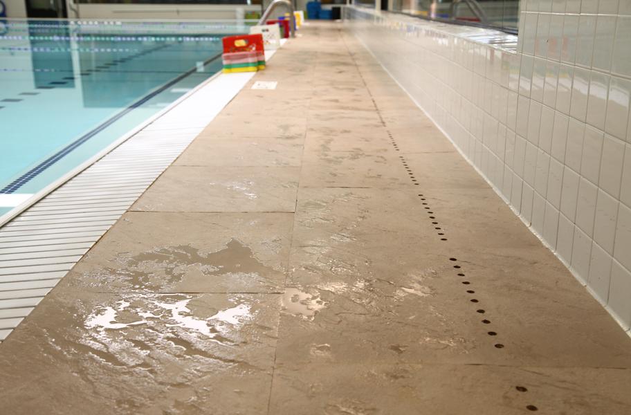 Slip Resistant Flooring : Floor tiles seconds gurus