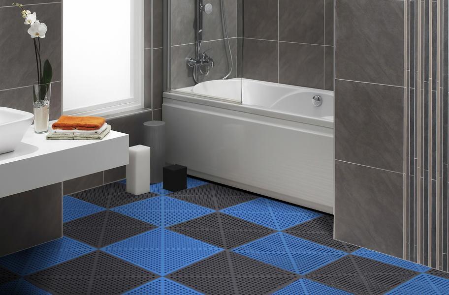 Soft Flex Tiles - Premium Shower and Pool Deck Drainage Tiles