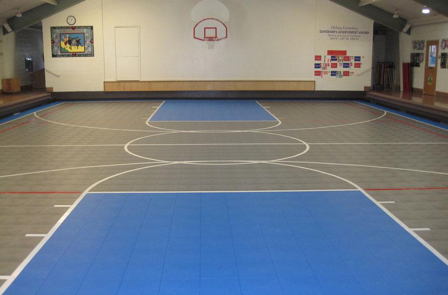 Premium indoor sports tiles court tiles for Indoor sport court