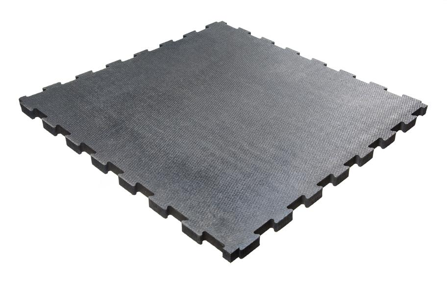 34 Shock Tiles Heavy Duty Sound And Shock Absorbing Gym Mats