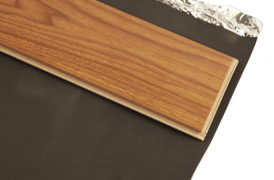 Black Eva Foam Underlayment Aluminum Backed Underlay