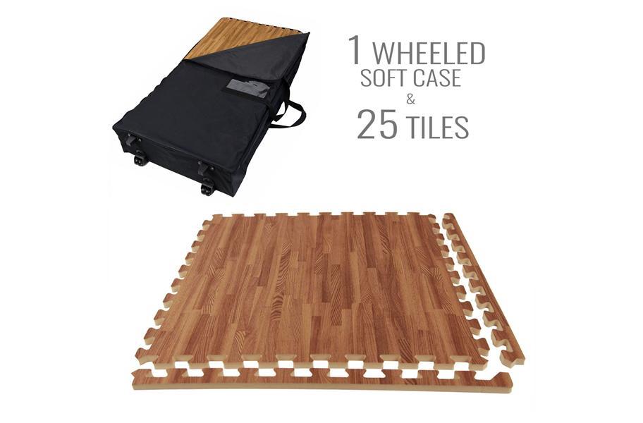 ec689909ff33 Premium Soft Wood Trade Show Kits - Easy To Install Display Floor