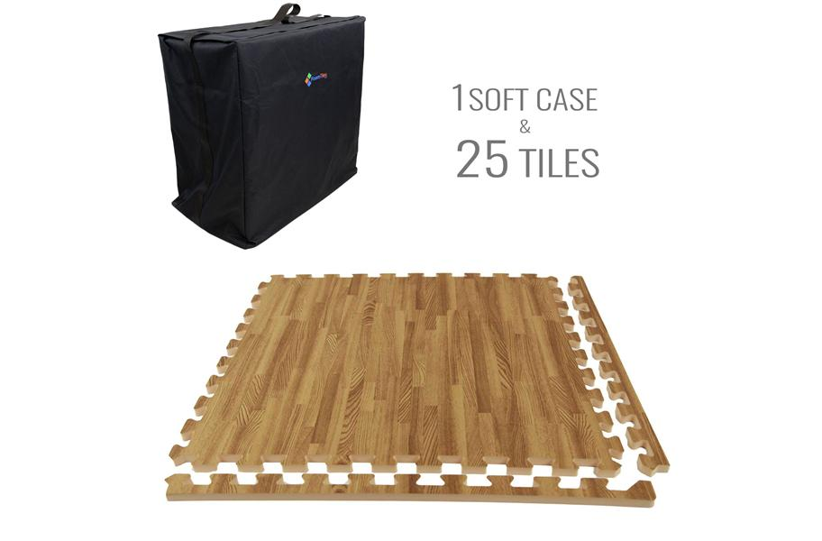 Premium Soft Wood Trade Show Kits Easy To Install Display Floor