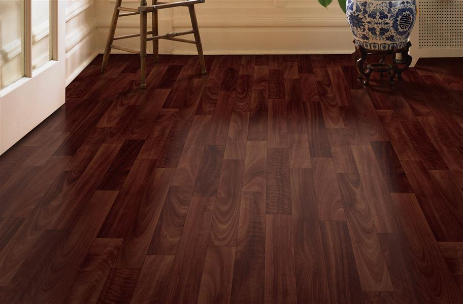 Mohawk Fieldcrest Vinyl Sheet Stone Wood Look Vinyl Floor