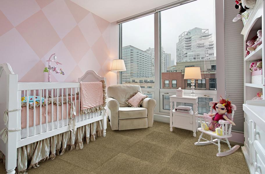 Dilour Carpet Tile Seconds Soft Comfortable Residential Floor Tiles