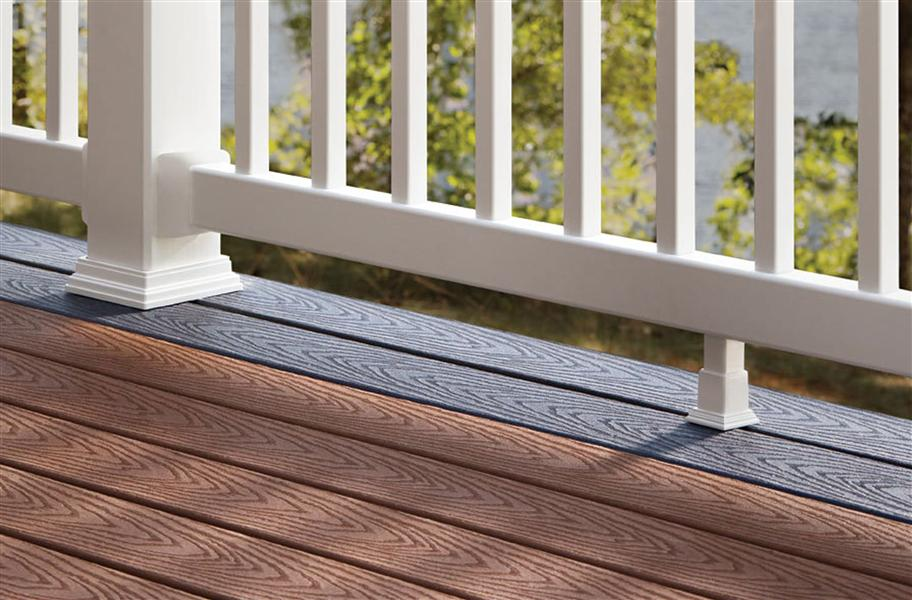 Trex Select Grooved Edge Decking Board Maintenance Free